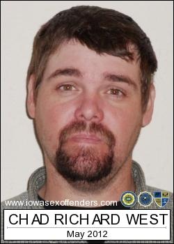Iowa sex offender registry