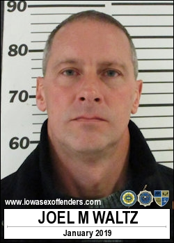 JOEL WALTZ - Iowa Sex Offender Registry